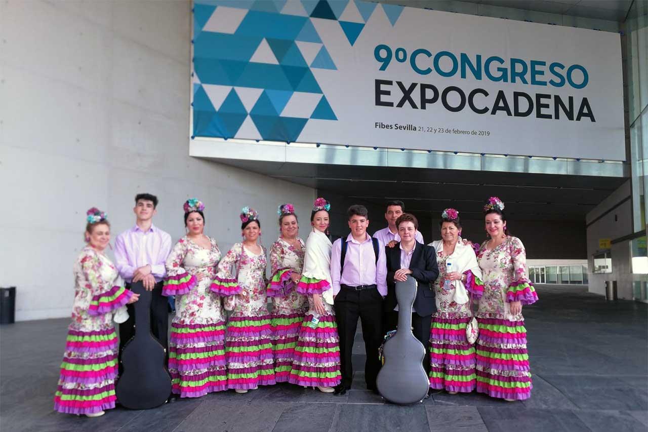 Coro Rociero Amanecer en Fibes, Palacio de Congresos y Exposiciones Sevilla