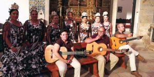 04 - Coro Rociero Amanecer en Boda de Gabi y Consuelo en Olivenza, Badajoz