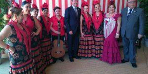 08 -Coro Rociero Amanecer en Feria de Sevilla 2017