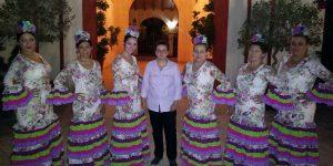 Coro Rociero Amanecer en Congreso en Torreón de la Juliana