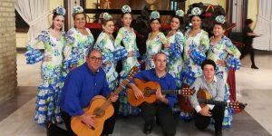 Coro Rociero Amanecer en Congreso en Hacienda de Montelirio 01