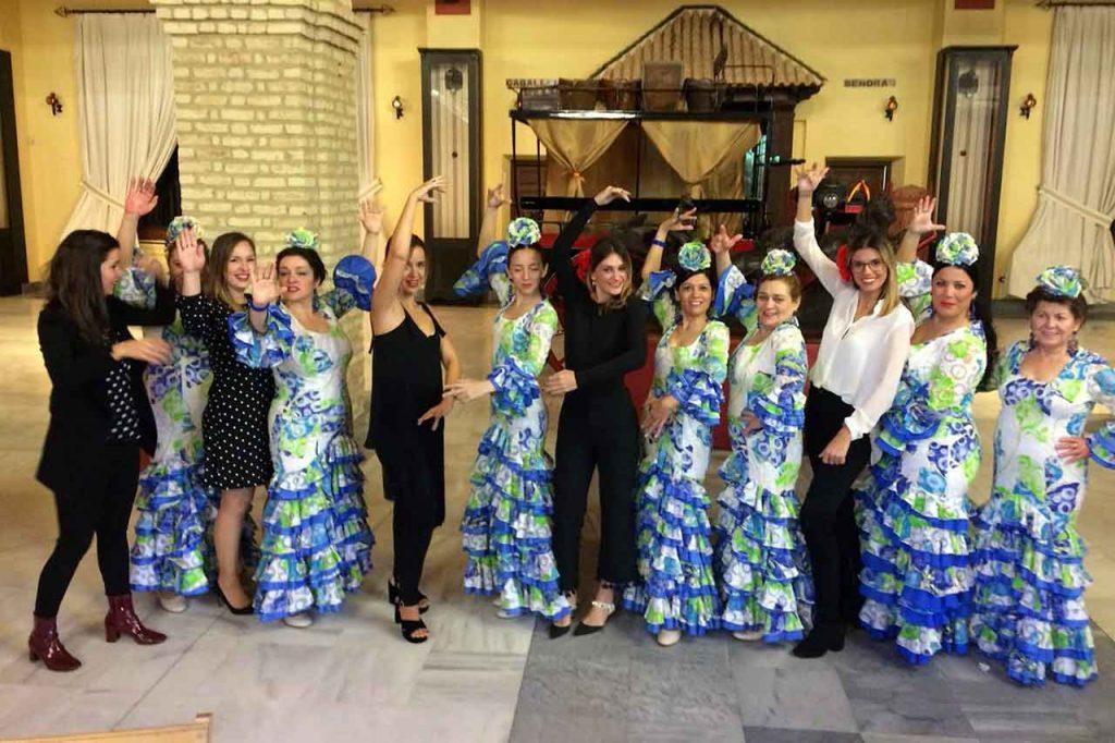 Coro Rociero Amanecer en Congreso en Hacienda de Montelirio 02
