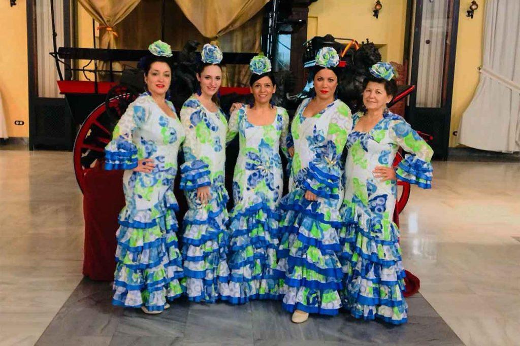 Coro Rociero Amanecer en Congreso en Hacienda de Montelirio 03